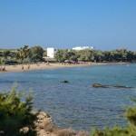 Panagia beach.