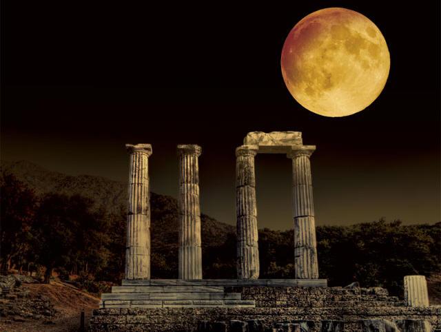 full moon august - photo #33
