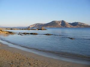 Keros view from Koufonissi. Photo © Nick Gent, Panoramio