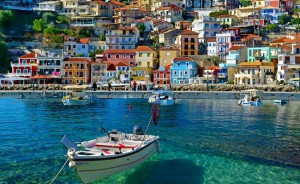 Parga. Photo © kostasgr / Shutterstock