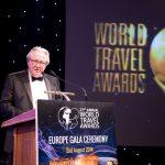 World Travel Awards President Graham Cooke. Photo © WTA