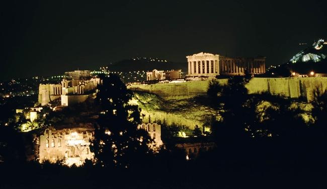 The Acropolis of Athens. Photo © Alfio Ferlito, Shutterstock