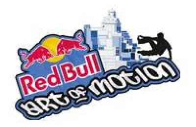 Red Bull Art of Motion logo