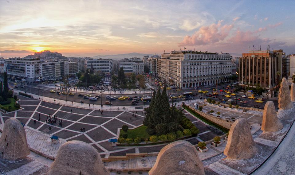Athens. Photo source: Bloomberg Philanthropies