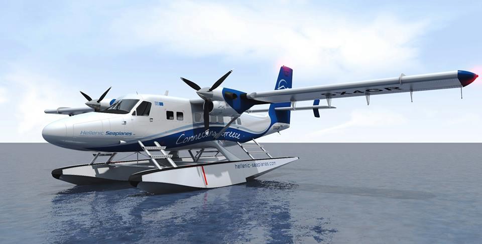 Photo source: Hellenic Seaplanes