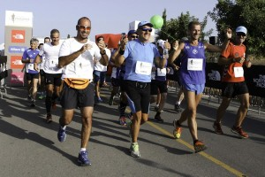 Navarino Challenge 5km race.