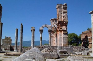 The Archaeological Site of Philippi hosts monuments of distinguished importance since the Hellenistic, Roman & palaeochristian era.