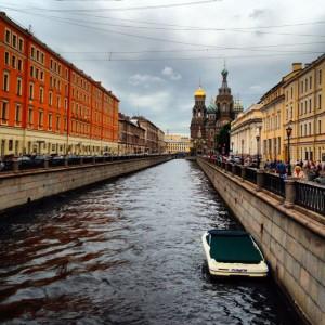 Saint Petersburg. Photo © GTP