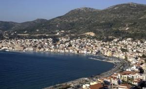 Samos, Greece. Photo © easyshoot / Shutterstock