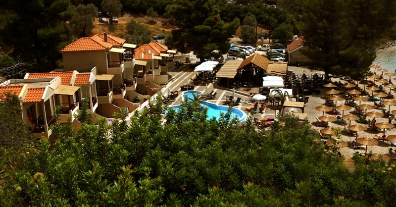 Blue Green Bay Skopelos