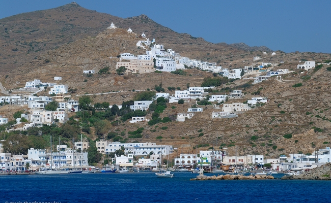Ios, Cyclades, Greece. Photo © Maria Theofanopoulou / Greek Travel Pages