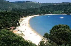 Koukounaries beach, Skiathos.