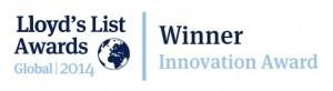 LL Global Awards 2014 winner Innovation