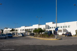 Mykonos Airport.