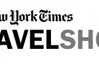 NYT TravelShow logo