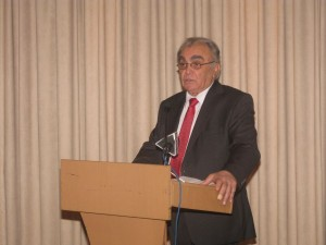 Christoforos Papadiotis, general director of Leader Expo-Leadertech. Photo © GTP