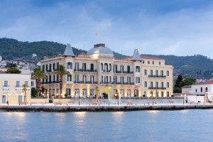 The Poseidonion Grand Hotel on Spetses is organizing Greece's first Tweed Run.