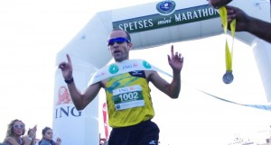 Spetses Mini Marathon 2014, 10K Run.