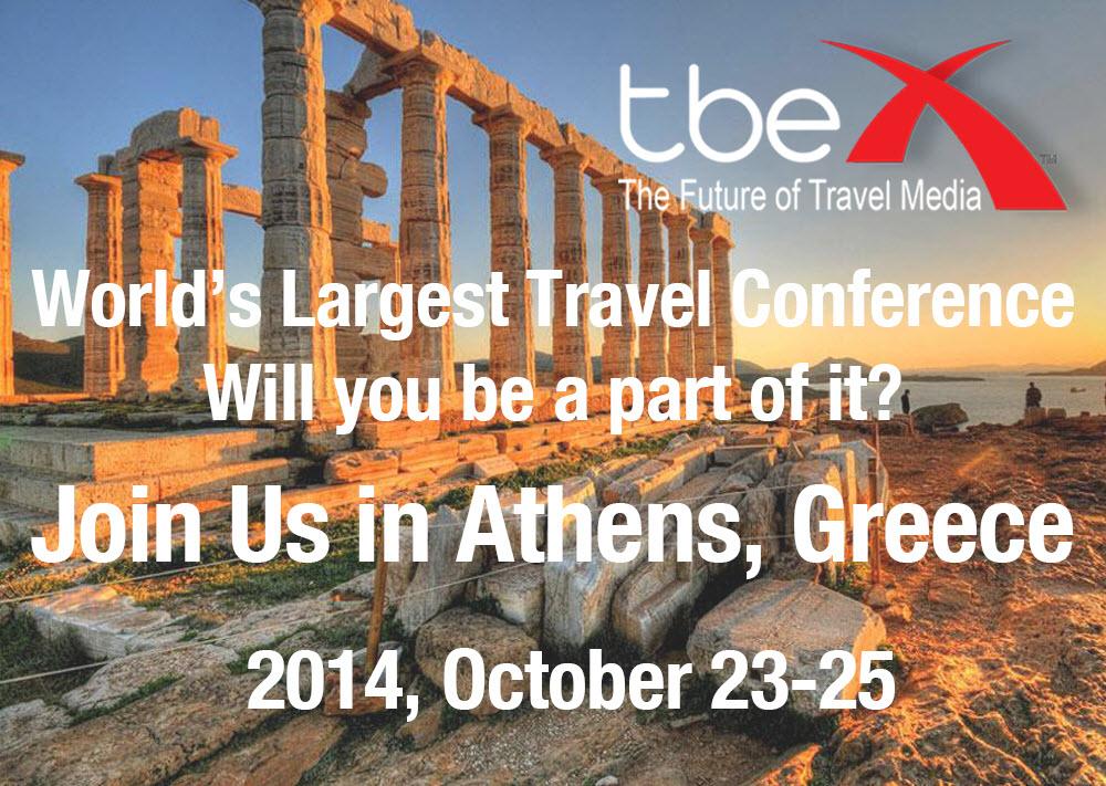 TBEX Athens banner image