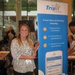 Lauren Moreno, public relations manager for Tripit.