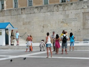 Tourists_syntagma