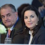 WTM 2013, GNTO Press Conference. GNTO Secretary General Panos Leivadas and Tourism Minister Olga Kefalogianni. Photo source: WTM