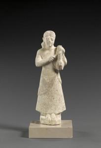 9-Statuette du joueur de lyre