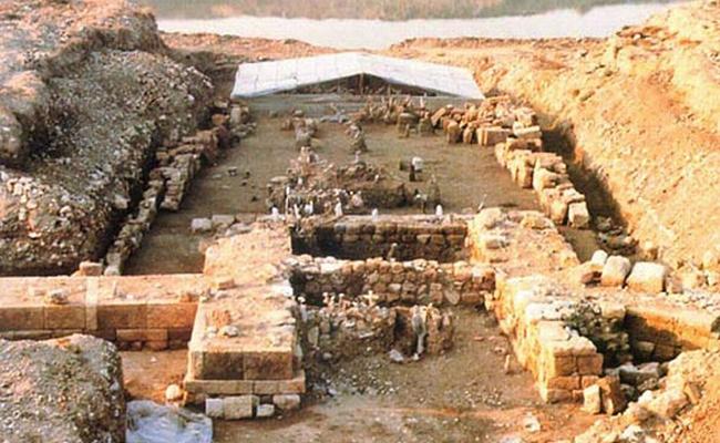 Ancient city of Amphipolis. Photo: © Regional Division of Serres