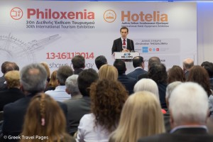 """We aim for Philoxenia to become the big 'celebration' of the tourism industry once again,"" TIF-Helexpo President Tasos Tzikas said. He also referred to the importance of the Memorandum of Understanding signed by the Ministry of Tourism and TIF-Helexpo."