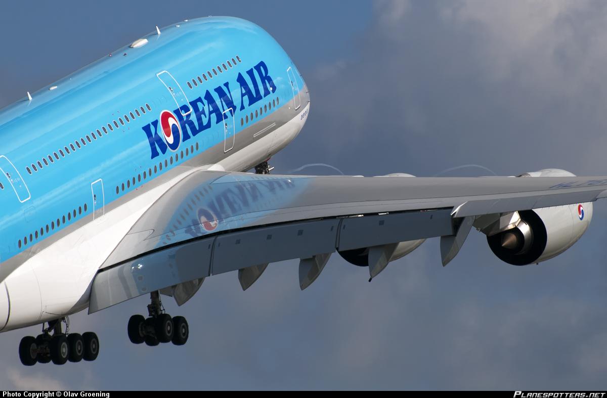 Korean Air Won A380 Quot Top Operational Excellence Quot Award