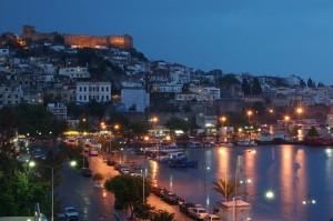 Kavala, Greece.