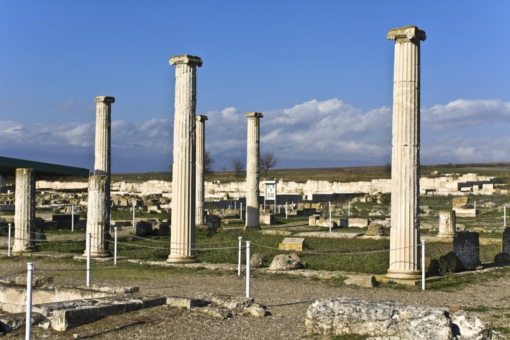 Archaeological Site of Pella. Photo © Panos Karas / Shutterstock