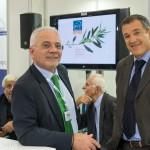 Efthimios Varentzakis, EVE-Euro Voyager Enterprises with Stefanos Sadopoulos, Aegean Airlines.