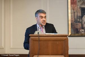SAAE Vice President Kostas Tsovilis