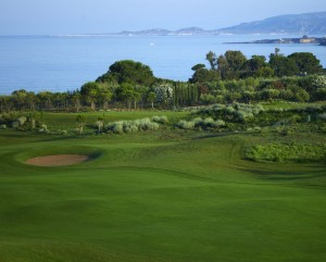 The Dunes Course, Costa Navarino.