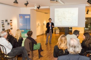 Presentation of Central Macedonia in Milan. Photo source: Halkidiki Tourism Organization