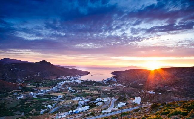 Amorgos. Photo © great_photos / Shutterstock