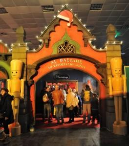 Santa's Toy Factory.