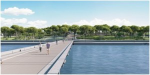 Faliro coast project.