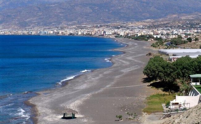 Ierapetra, Crete. Photo © Facebook - ΟΙ ΟΜΟΡΦΙΕΣ ΤΗΣ ΕΛΛΑΔΑΣ ΜΑ
