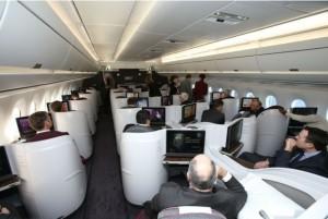 Qatar_first Airbus A350 XWB_2