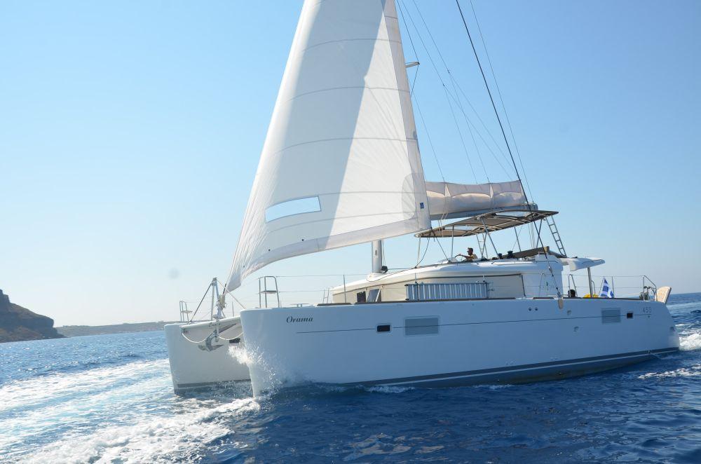 Caldera Yachting