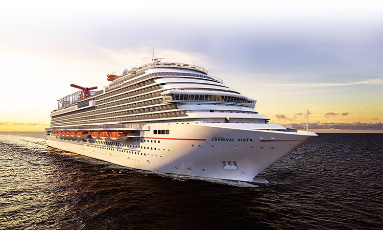 Photo source:Carnival Cruise Lines
