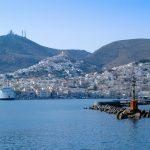 Ermoupolis, Syros. Photo © Maria Theofanopoulou