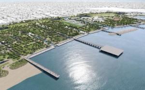 Faliro coast project.