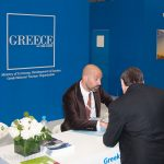 GNTO stand @ WTM