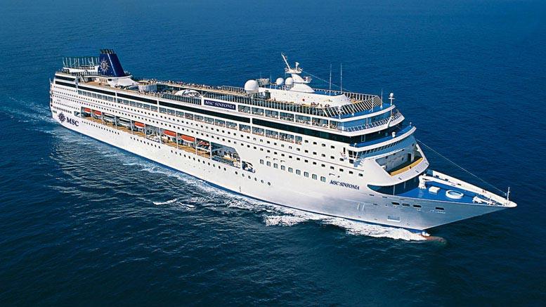 Photo source: MSC Cruises