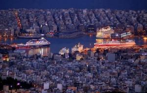 Piraeus. Photo © Facebook - ΟΙ ΟΜΟΡΦΙΕΣ ΤΗΣ ΕΛΛΑΔΑΣ ΜΑΣ