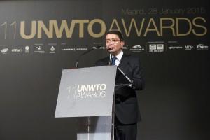 UNWTO Secretary-General, Taleb Rifai