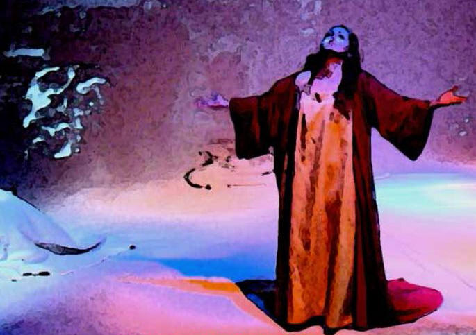 """""""Ancient Pathos"""" is a theater performance based on Ancient Greek Tragedy, especially created for foreign visitors in Athens and students."""